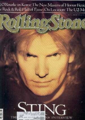 Rolling Stone, No 519, 11 February 1988