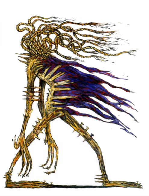 Clive Barker - Rope Beast