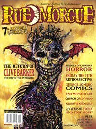 Rue Morgue, Issue 41, September/October 2004