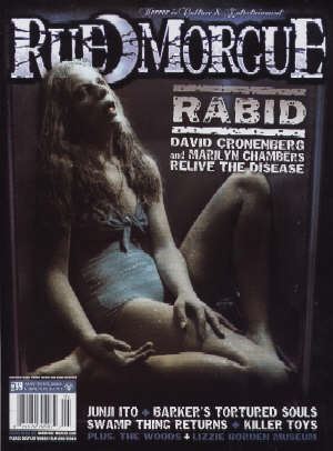 Rue Morgue, No 39, May/June 2004