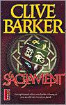 Clive Barker - Sacrament - Netherlands, date unknown
