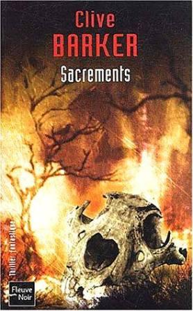 Clive Barker - Sacrament - France, 2003
