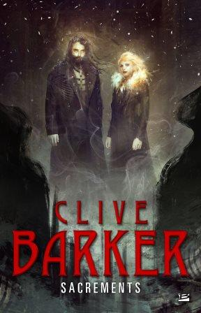 Clive Barker - Sacrament - France, 2016