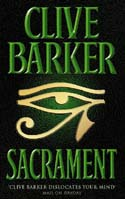 Clive Barker - Sacrament - UK paperback edition