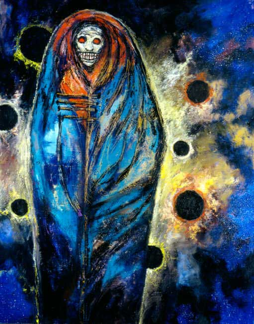 Clive Barker - The Sarcophagus