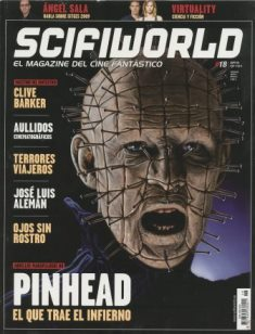 SciFiWorld, No 18, September 2009