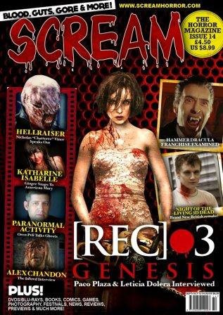 Scream - No 14, November/December 2012