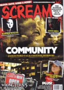 Scream - No 16, March/April 2013