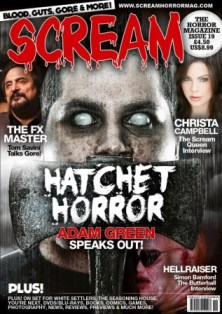 Scream - No 19, June/July 2013