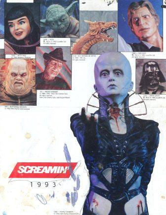 Screamin' - 1993 Catalogue