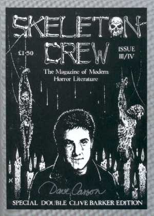 Skeleton Crew, No 3/4, 1988