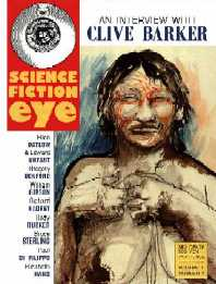 Science Fiction Eye, No 4, August 1988