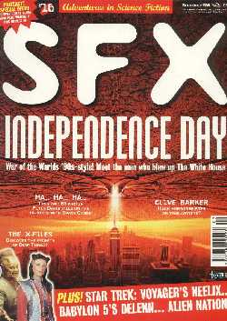 SFX, No 16, September 1996