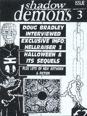 Shadow Demons - No 3, 1992