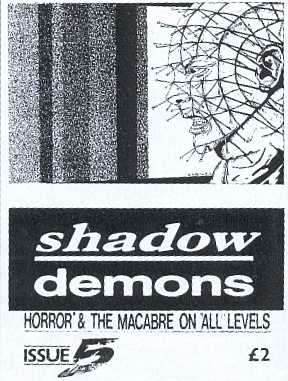 Shadow Demons - No 5, 1992