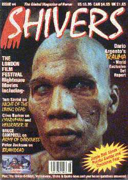 Shivers, No 4, December 1992