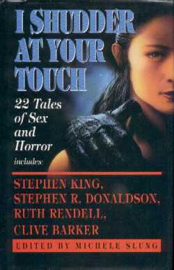 I Shudder At Your Touch - BCA, 1991