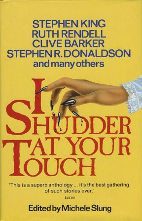 I Shudder At Your Touch - Severn House, UK 1992