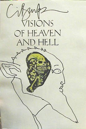 Clive Barker - Visions of Heaven and Hell, US