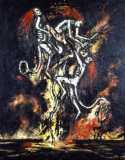 Clive Barker - The Temptation Of Saint Anthony