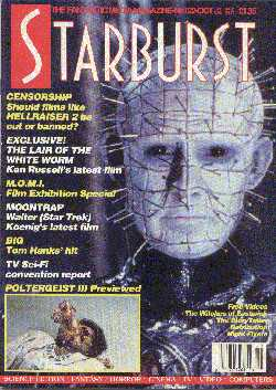 Starburst, No 122, October 1998