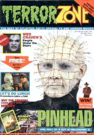 TerrorZone - No 3, May/June 1992