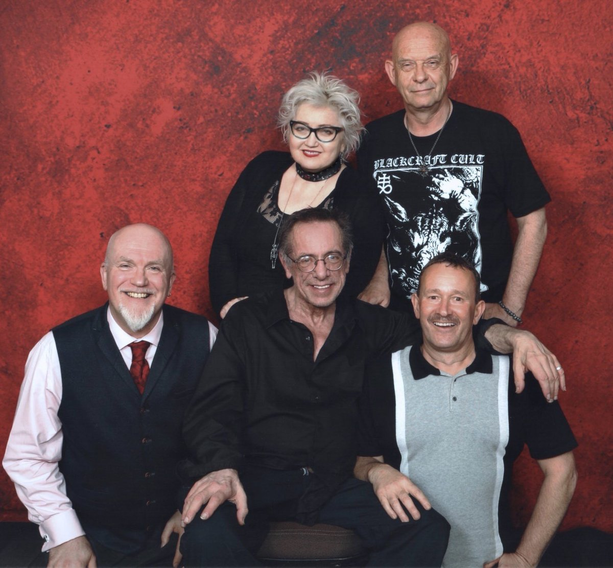 Clive Barker - Texas Frightmare with Hellraiser cast