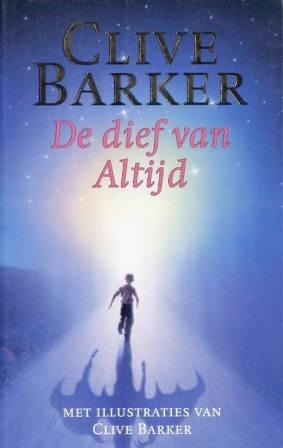 Clive Barker - Thief of Always - Netherlands, 1995