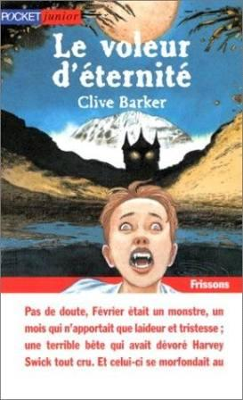 Clive Barker - Thief of Always - France, 1998