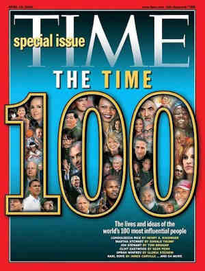 Time 100 Special Issue, 18 April 2005