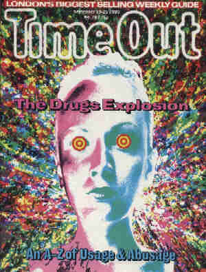 Time Out, No 787, 19 - 25 September 1985