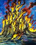 Clive Barker - The Towers Burn