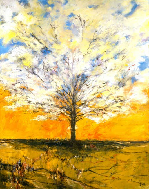 Clive Barker - A Tree Full Of Sky