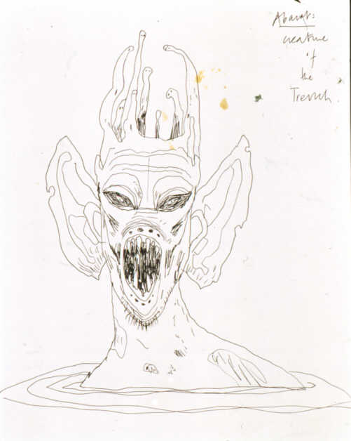 Clive Barker - Creature Of The Trench