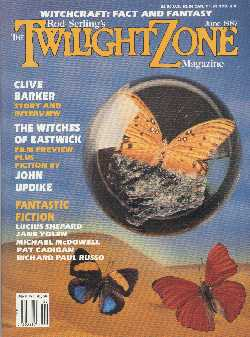 Twilight Zone Magazine, Vol 7, No 2, June 1987