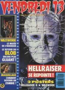 Vendredi 13, No 4, October 1988