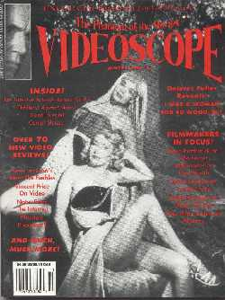 Videoscope, No 29, Winter 1996