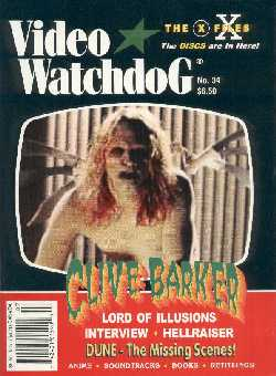Video Watchdog, No 34, 1996