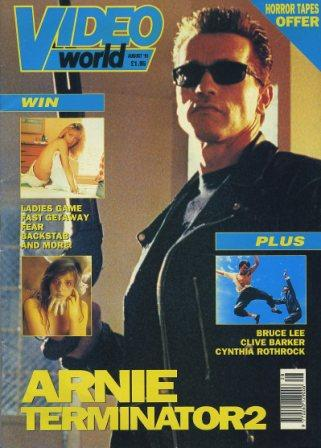 Video World, August 1991