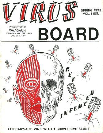 Virus Board, Spring 1993, Volume 1 Issue 1