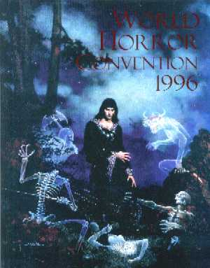 World Horror Convention Program Book, 1996