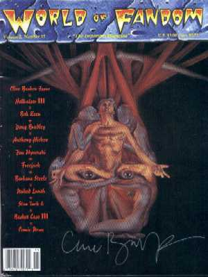 World Of Fandom - Vol 2 No 15, Spring 1992