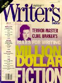 Writer's Digest, March 1991