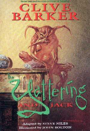 Clive Barker - The Yattering And Jack - Graphic Novel - US