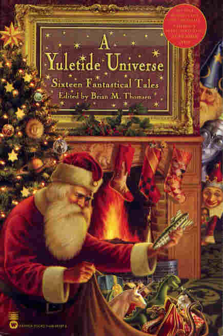A Yuletide Universe by Brian M. Thomsen - advance reading copy